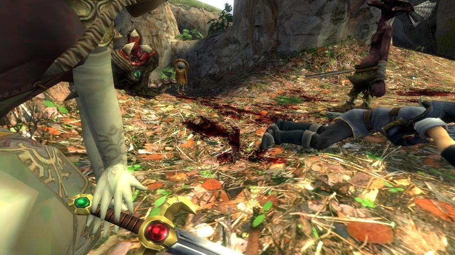 Zelda vs Skullkid by Reinohikari