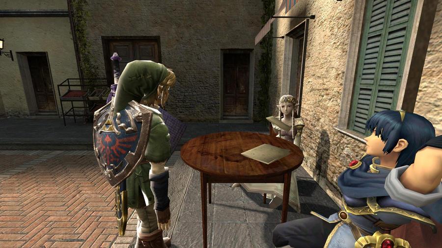 May I take your order? by Reinohikari
