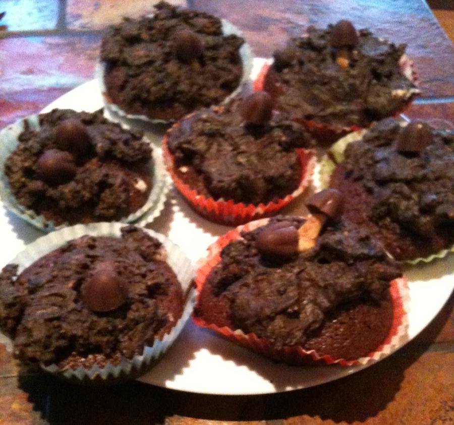 Talus cupcakes by Reinohikari