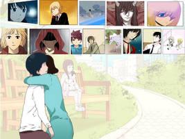 Webtoon Wallpaper by Reinohikari