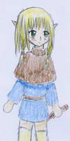 Alicia by Reinohikari