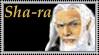 Sha-ra stamp by Reinohikari
