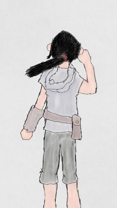 Millian as a modern assassin! by Reinohikari