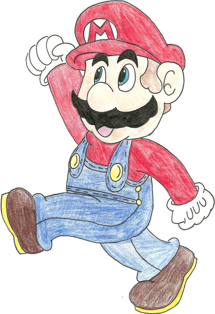 Mario by Nerdguy15