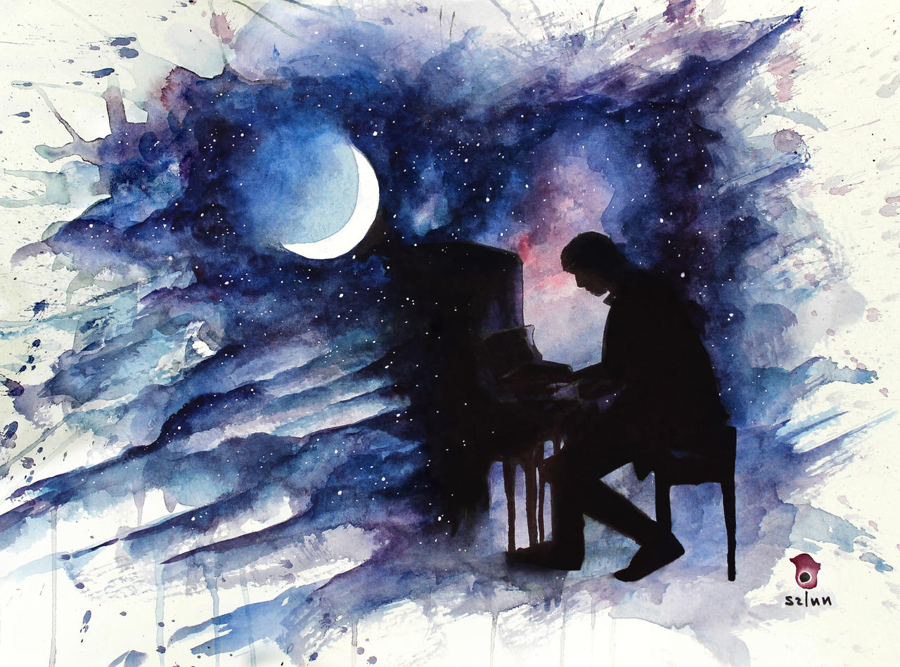 Dan Howell and the piano #02 Moonlight Sonata by szluu on DeviantArt