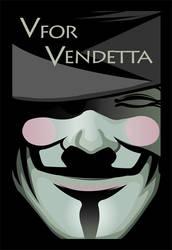 v for vendetta by xshepaintstheskyx