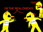 Gold94Chica vs Chica