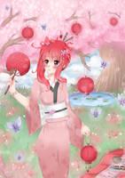 spring fever by kijimaruhime