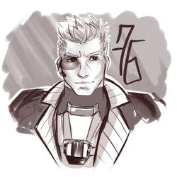 Soldier 76 by snolbingers