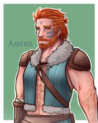 Asteris Final by snolbingers