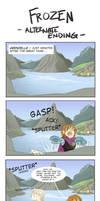 Frozen - An Alternate Ending... by ComickerGirl