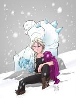 Frozen Alchemist