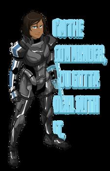 Commander Korra