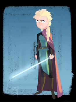 May the Frost be With You - Elsa