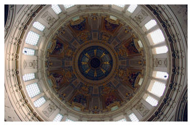 Berliner Dom - Under the dome
