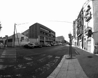 Carrer de Badajoz