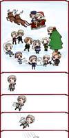 Hetalia: Winter Wonderland