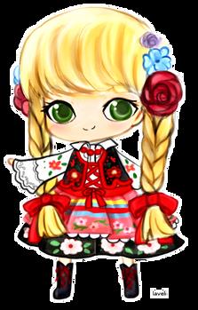 Traditional Polish Dress