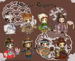 [OPEN] Manju Royalty : Adopts