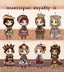 [OPEN] Marzipan Royalty II