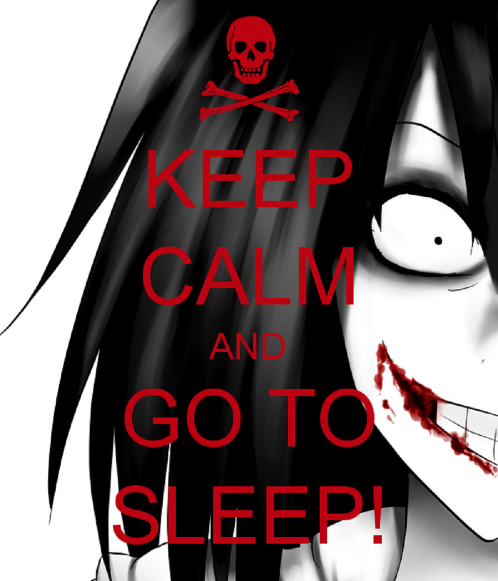 Keep Calm And Go To Sleep by Shh-Its-All-A-Lie