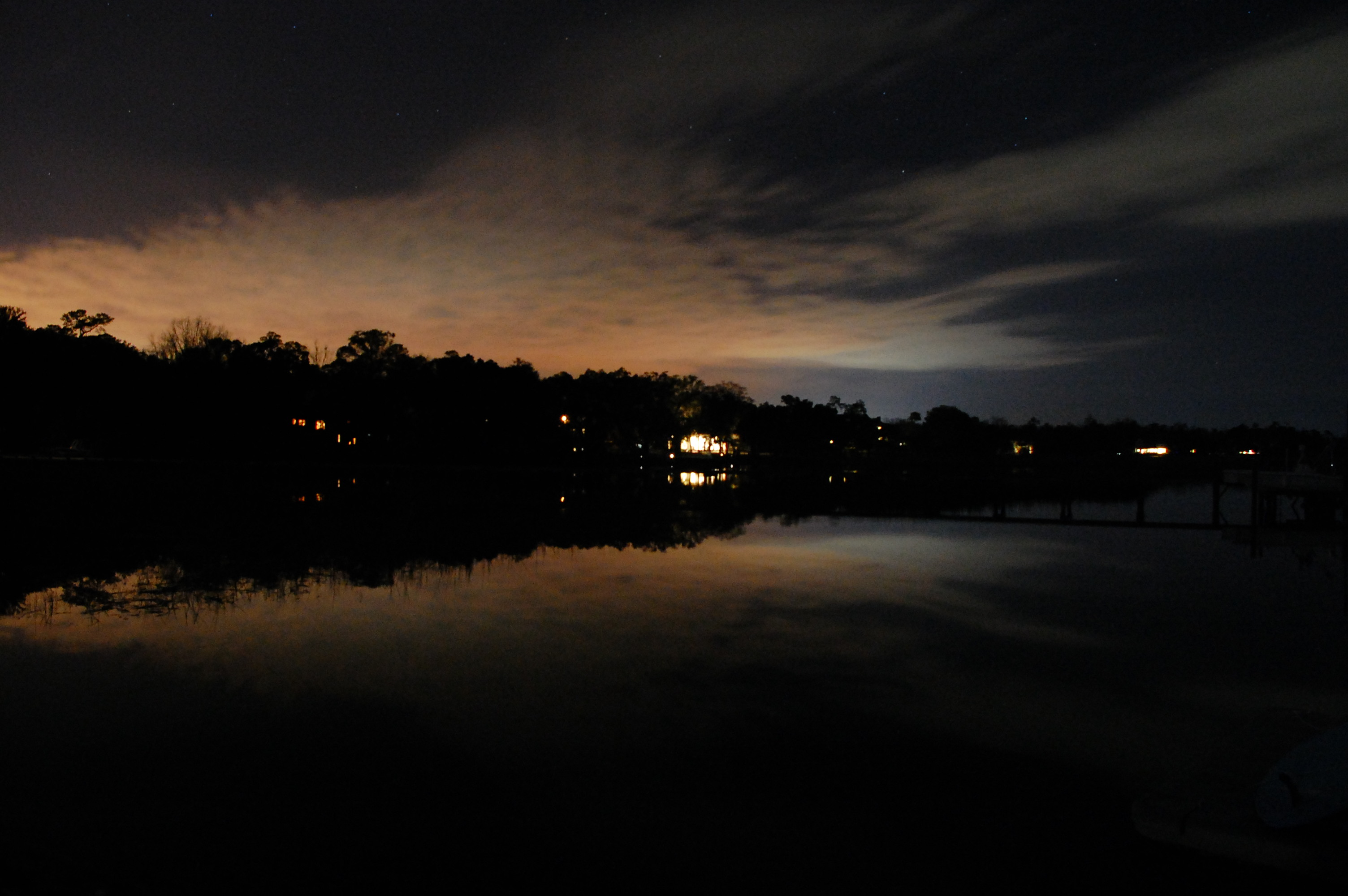 Cloudy nights