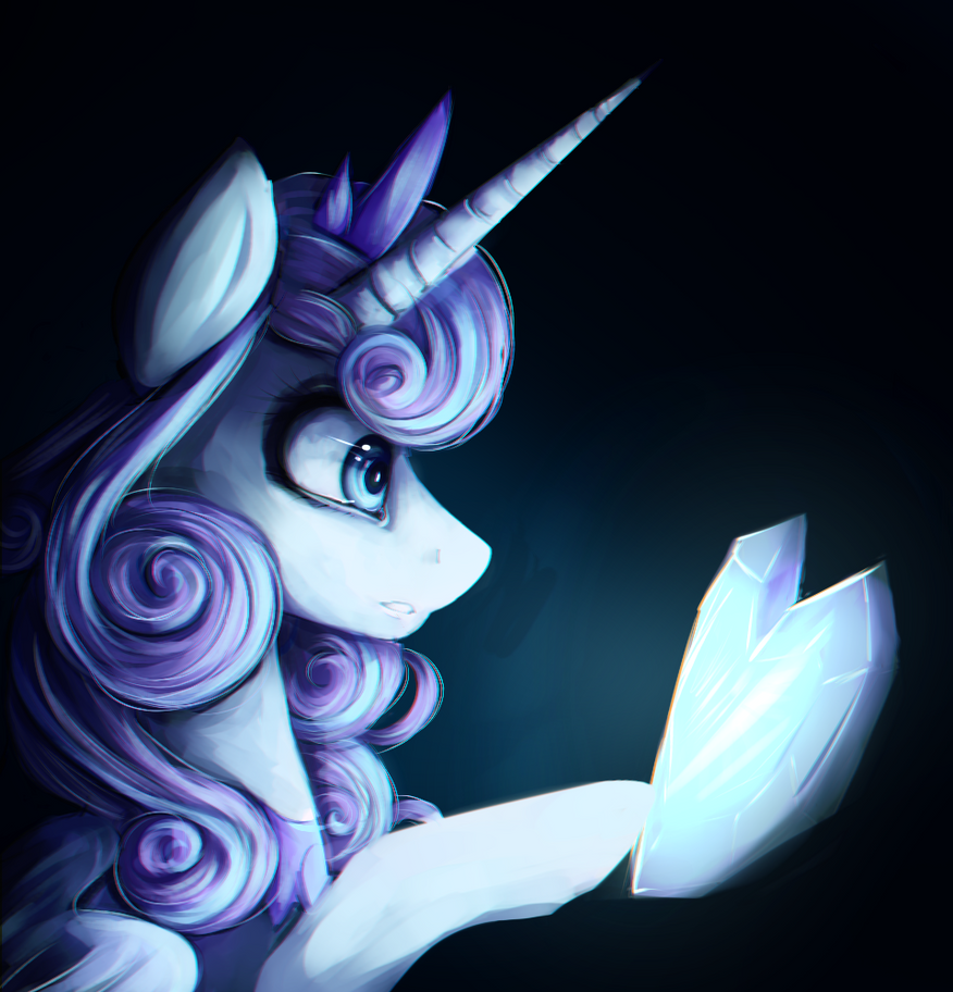 {MLP} Flurry, this is your legacy by NutellaAkaNutella