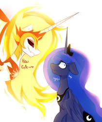 {MLP} Day is scarier than night