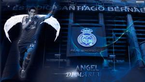 Angel Di Maria Wallpaper ft. ChrisRamos4