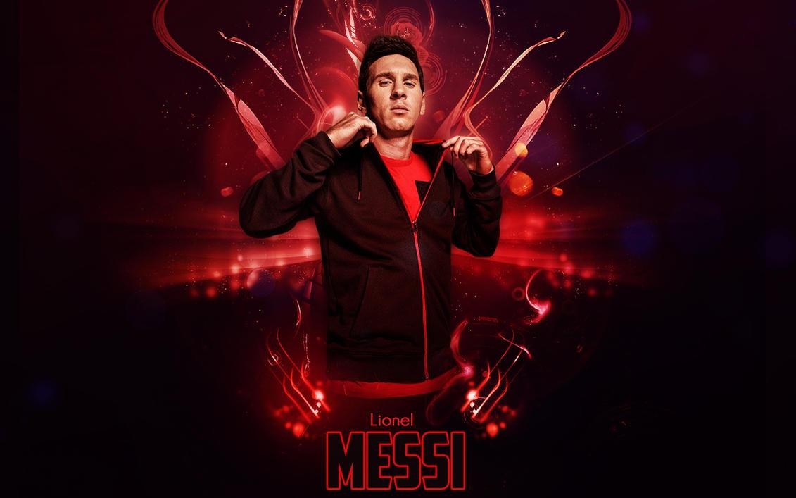 Lionel Messi 2014/2015 Wallpaper by RakaGFX on DeviantArt