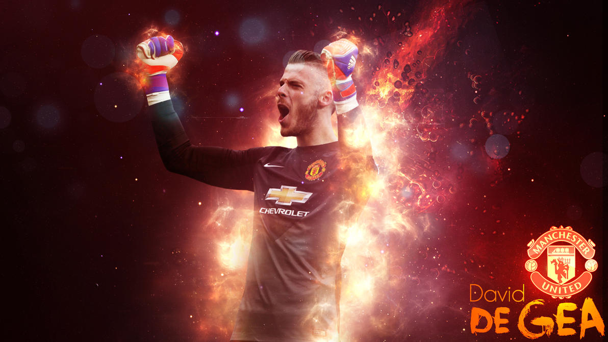 David De Gea 2015 Wallpaper By RakaGFX On DeviantArt