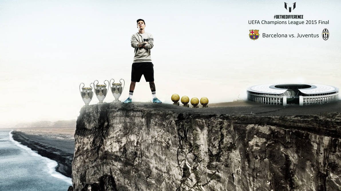 lionel messi 2015 champions league wallpaper by rakagfx on deviantart lionel messi 2015 champions league