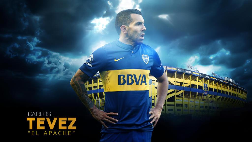Imagenes De Carlos Tevez En Boca Junior Hd Imagenes De: Tevez Se Va De Boca