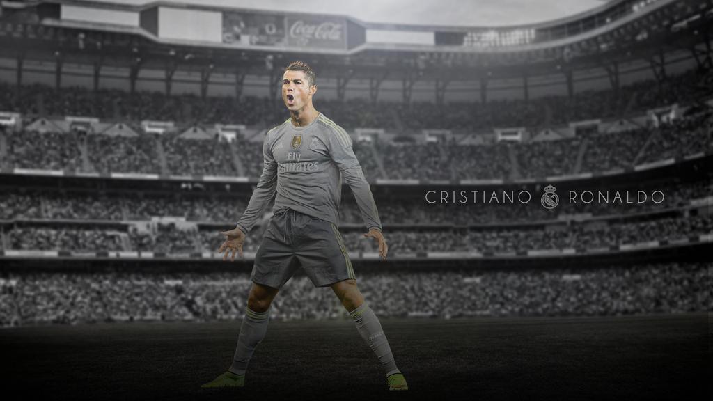 Cristiano Ronaldo 2015/2016 Wallpaper By RakaGFX On DeviantArt