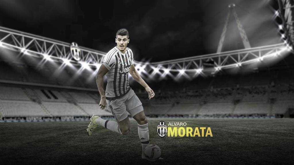 Alvaro Morata 2015/2016 Wallpaper By RakaGFX On DeviantArt