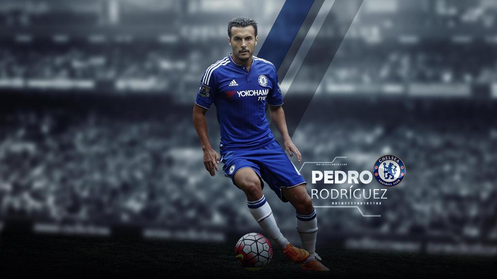 Pedro Rodriguez Chelsea Wallpaper By RakaGFX On DeviantArt