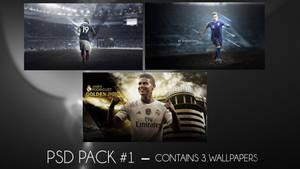 PSD Pack #1 by RakaGFX