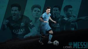Lionel Messi 2015/2016 Wallpaper