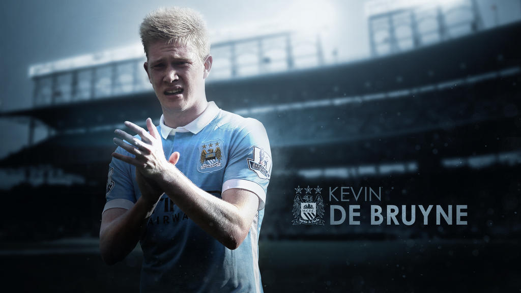 Kevin De Bruyne Manchester City Wallpaper By RakaGFX On