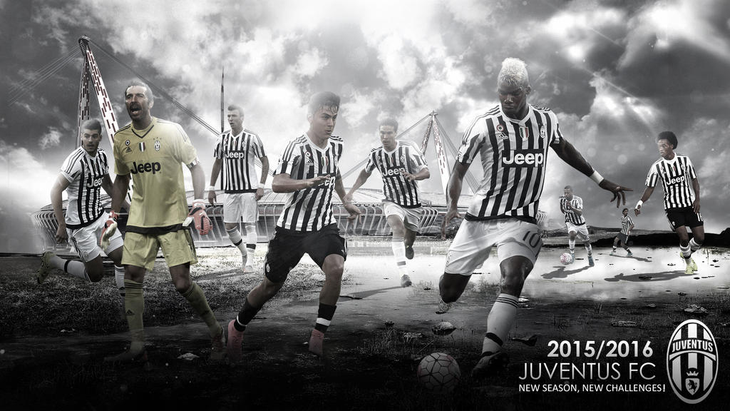 Juventus Wallpaper 2015 2016 By RakaGFX