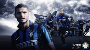 Inter 2015/2016 Wallpaper