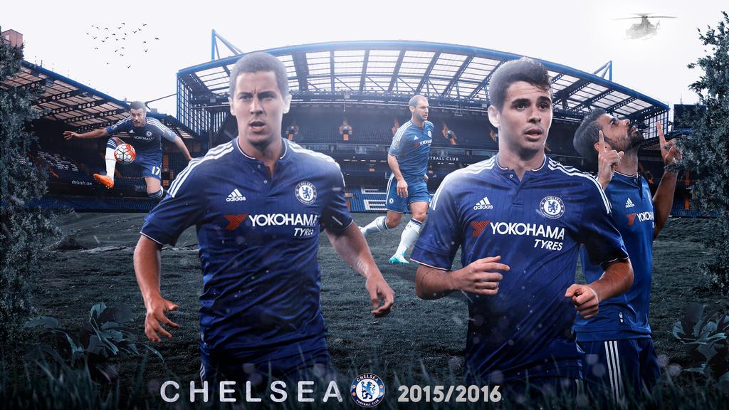 Chelsea 2015 2016 Wallpaper By RakaGFX