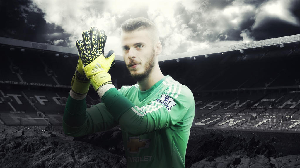 David De Gea 2015/16 Wallpaper By RakaGFX On DeviantArt