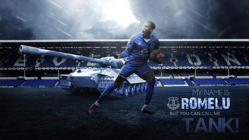 Romelu Lukaku 2015/16 Wallpaper By RakaGFX On DeviantArt