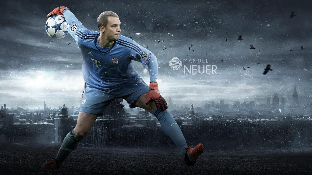 Manuel Neuer Wallpaper 2016