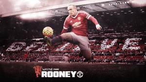 Wayne Rooney 2015/16 Wallpaper