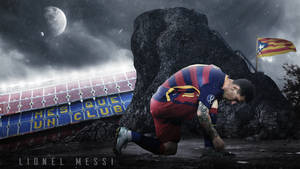 Lionel Messi 2015/16 Wallpaper