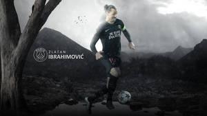 Zlatan Ibrahimovic 2015/16 Wallpaper