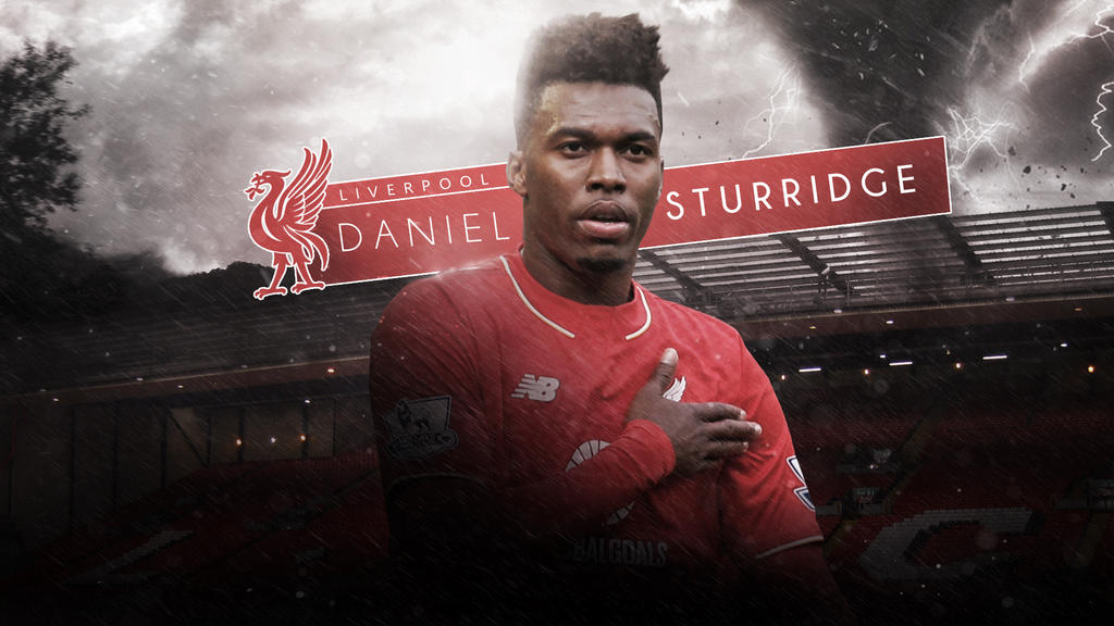 Daniel Sturridge 2015/16 Wallpaper By RakaGFX On DeviantArt