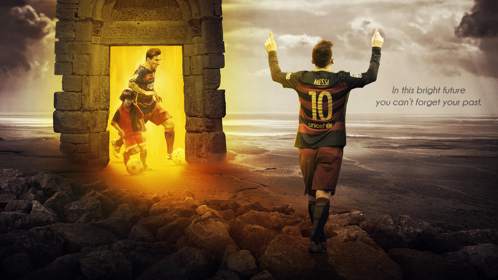 Lionel messi back to the past by rakagfx on deviantart lionel messi back to the past by rakagfx voltagebd Gallery